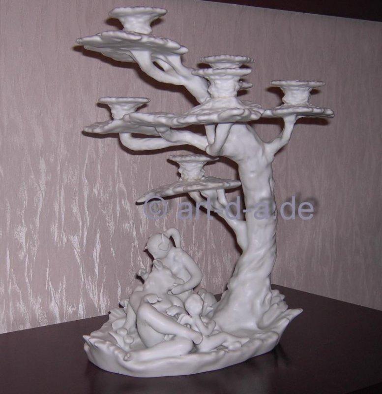 rosenthal leuchterskulptur. Black Bedroom Furniture Sets. Home Design Ideas