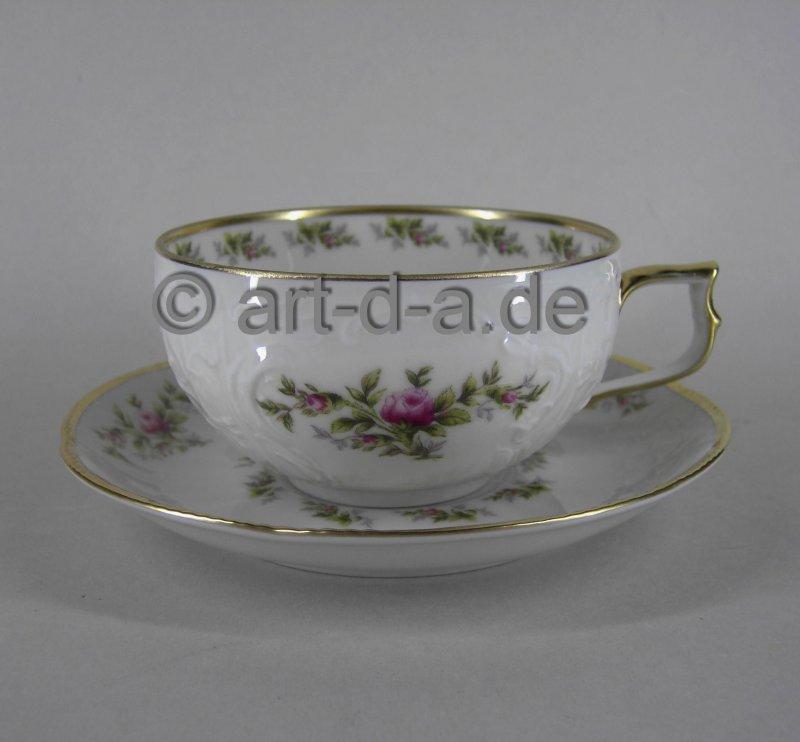 Tee-Obere mit Unterer