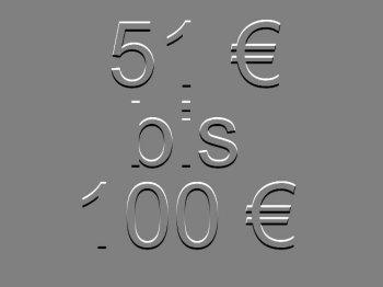 51 bis 100 €