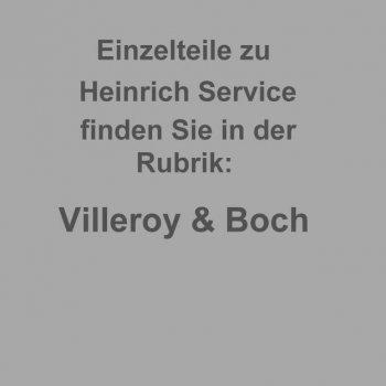 Einzelteile finden Sie in der Rubrik Villeroy & Boch